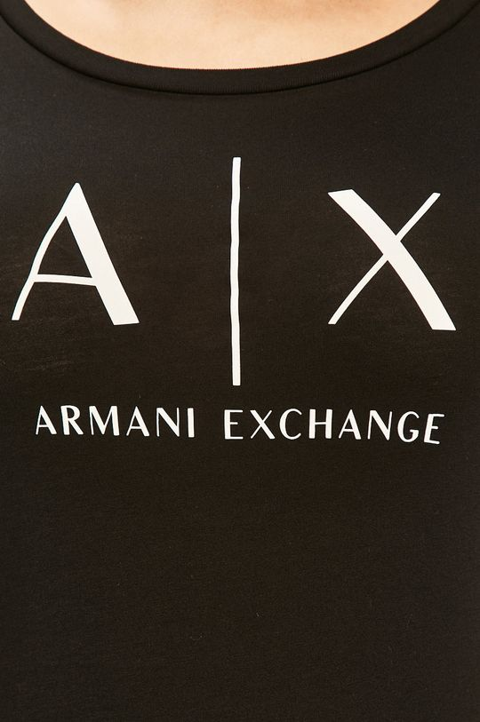 Armani Exchange - Tričko s dlouhým rukávem Dámský