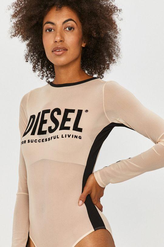 culoarea tenului Diesel - Longsleeve