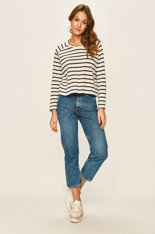 Pepe Jeans - Longsleeve Evelyn bleumarin
