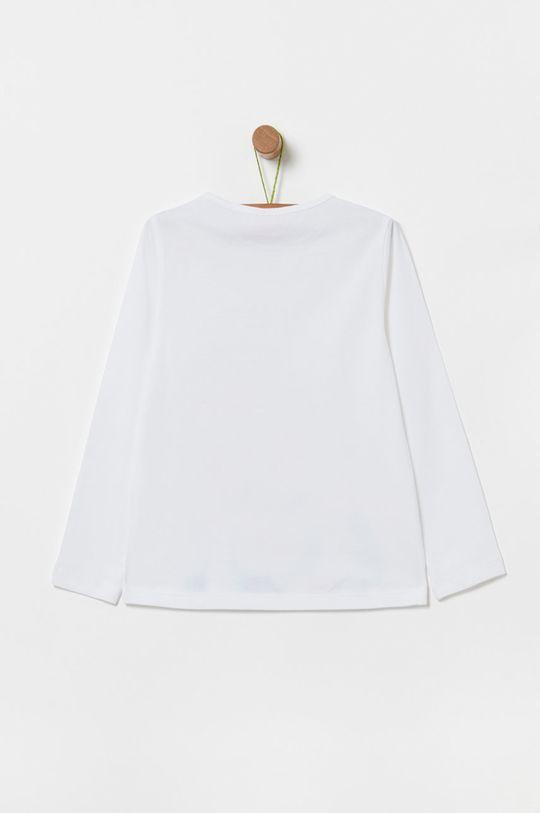 OVS - Detské tričko s dlhým rukávom x Disney 104-140 cm biela