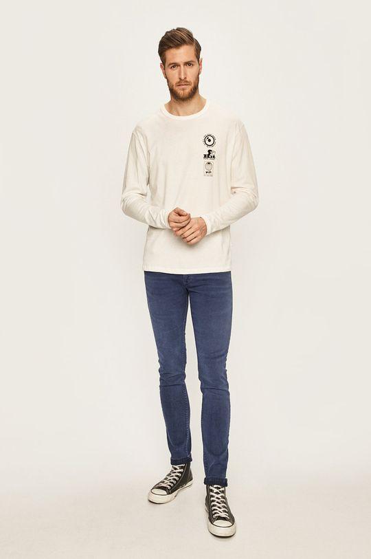 Pepe Jeans - Longsleeve Bollin alb