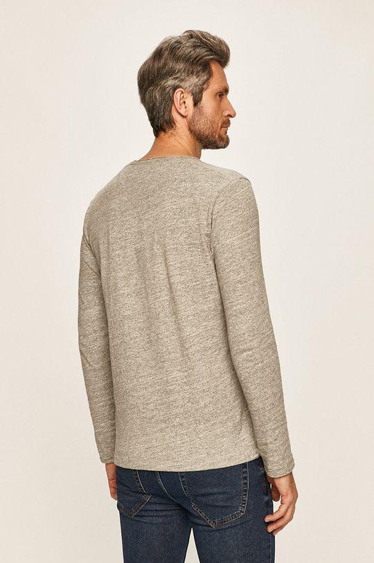 Selected - Pánske tričko s dlhým rukávom  90% Organická bavlna, 10% Viskóza