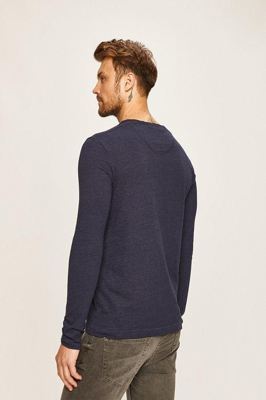 Selected - Tričko s dlouhým rukávem 10% Viskóza, 90% Organická bavlna