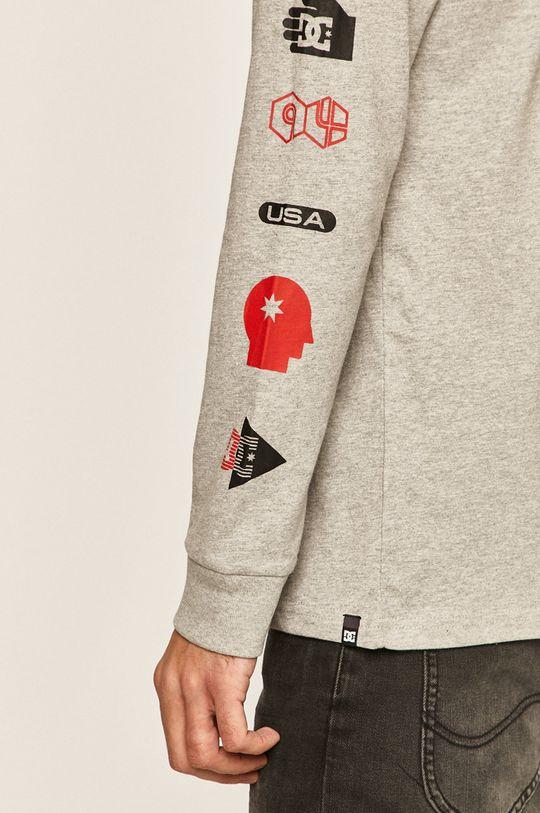 Dc - Pánske tričko s dlhým rukávom Pánsky