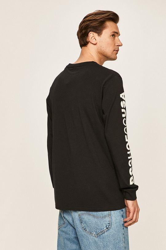 Dc - Pánske tričko s dlhým rukávom  100% Bavlna
