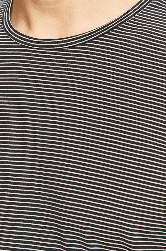 Selected - Pánske tričko s dlhým rukávom Pánsky