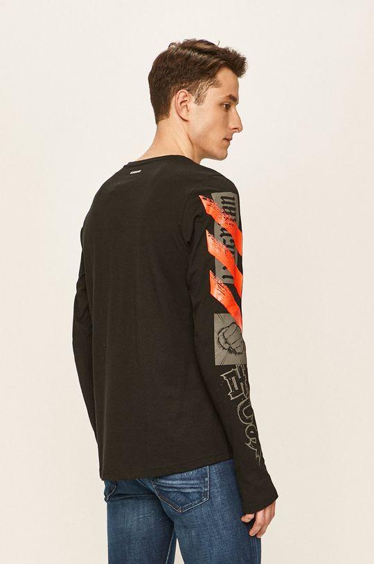 adidas Performance - Tričko s dlouhým rukávem 35% Bavlna, 65% Polyester