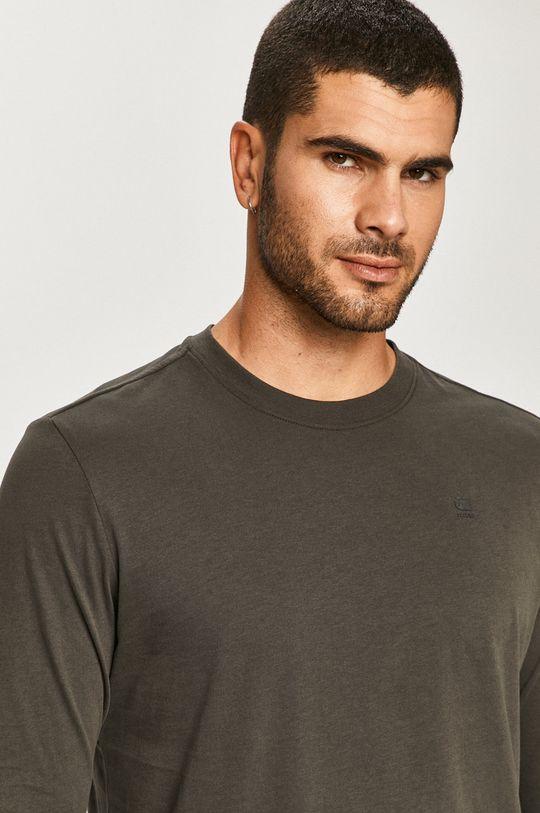 sivá G-Star Raw - Tričko s dlhým rukávom