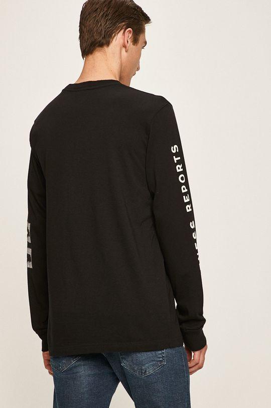 černá Diesel - Tričko s dlouhým rukávem
