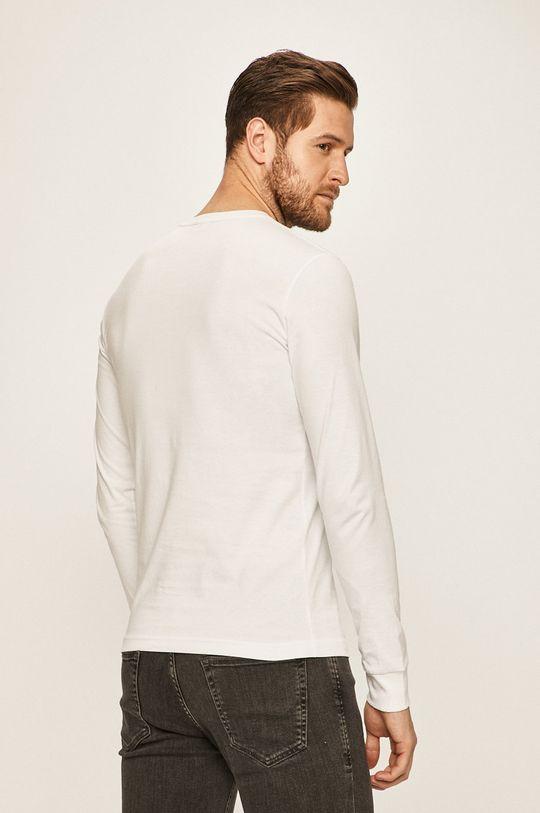bílá Diesel - Tričko s dlouhým rukávem