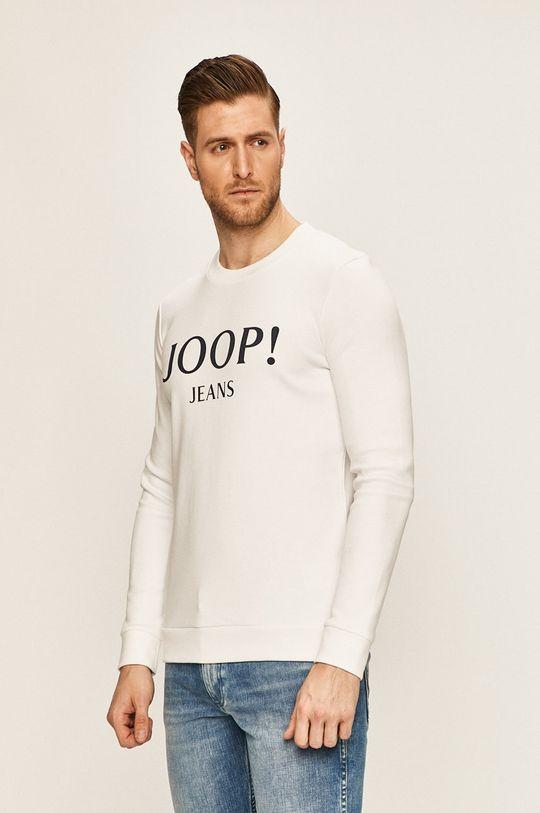 biały Joop! - Bluza Męski