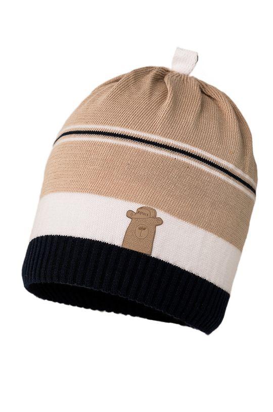 бежевий Jamiks - Дитяча шапка Для хлопчиків