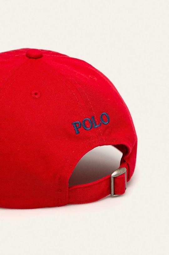 Polo Ralph Lauren - Czapka czerwony