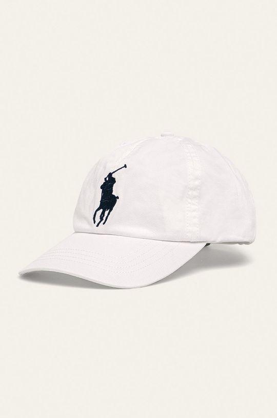 bílá Polo Ralph Lauren - Dětska čepice Chlapecký