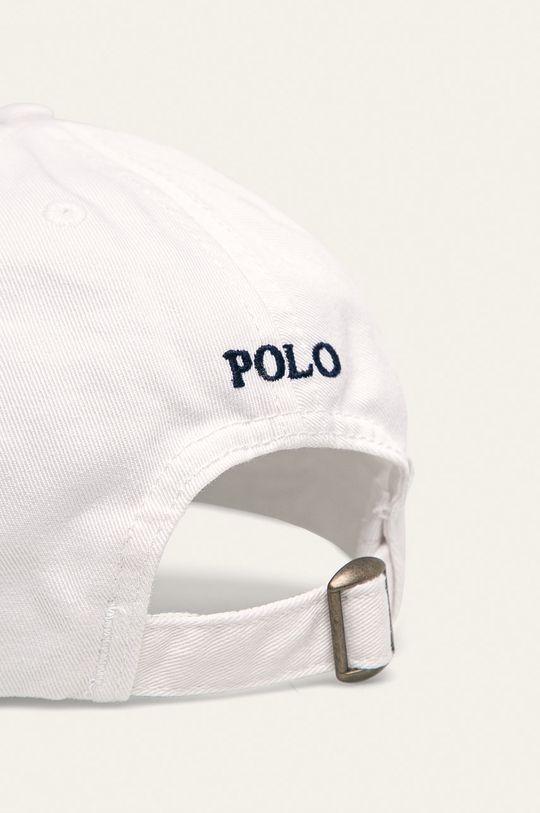 Polo Ralph Lauren - Dětska čepice bílá