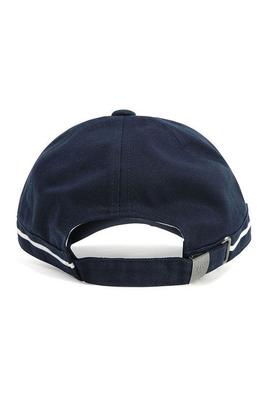 Boss - Дитяча шапка темно-синій