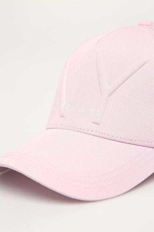 růžová Calvin Klein - Čepice