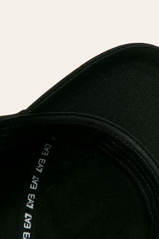 čierna EA7 Emporio Armani - Čiapka