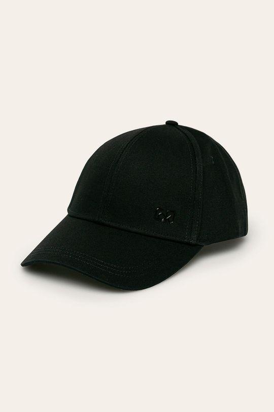 čierna Calvin Klein - Čiapka Dámsky