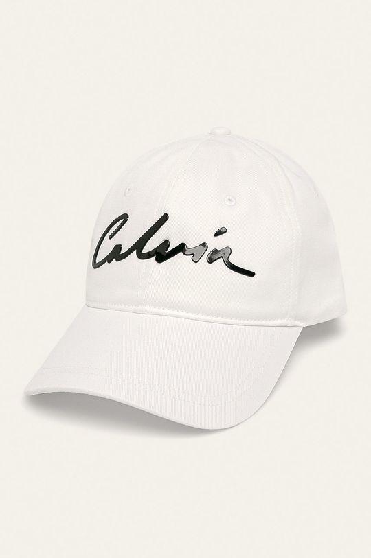 alb Calvin Klein Jeans - Sapca De femei