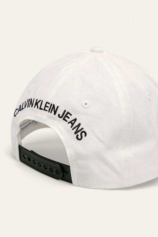 Calvin Klein Jeans - Sapca alb
