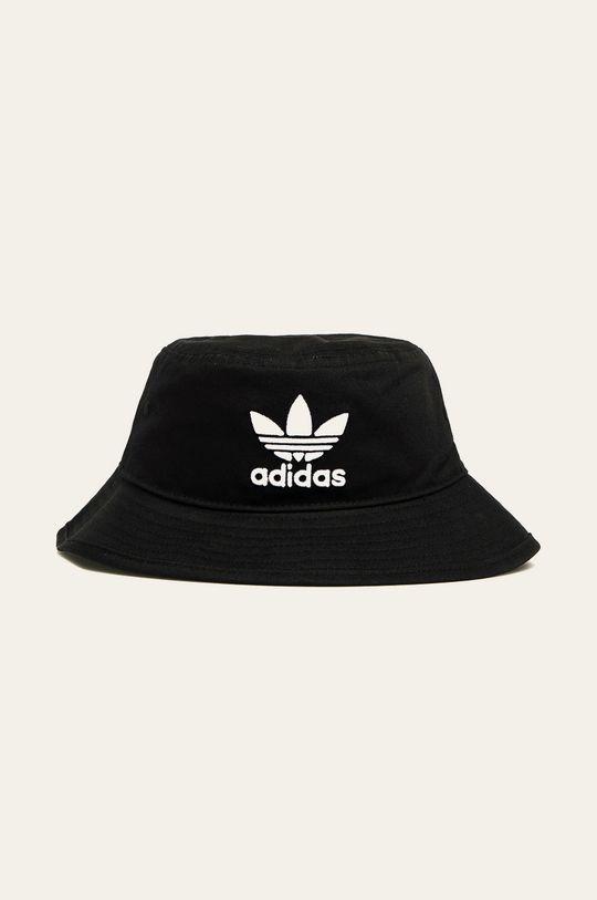 černá adidas Originals - Klobouk Dámský