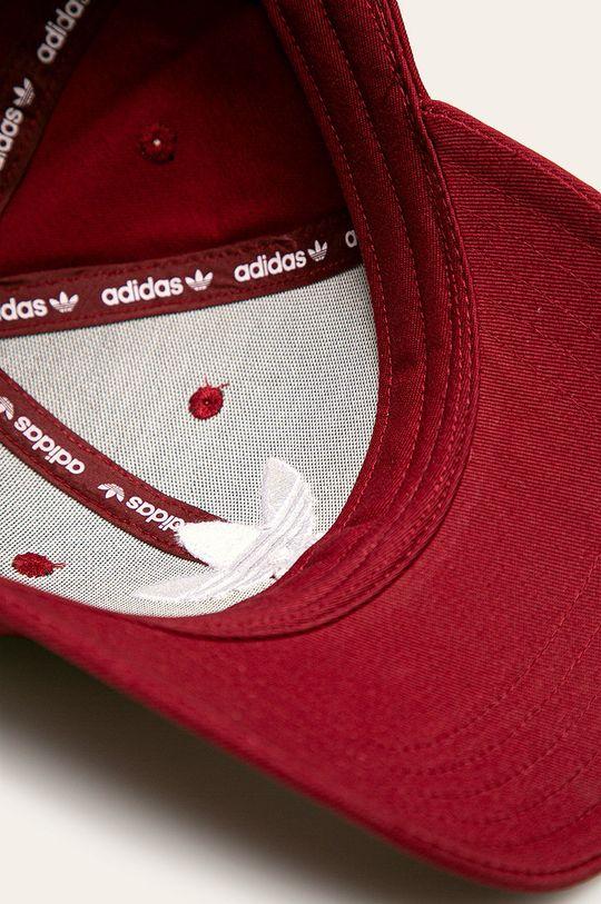 červená adidas Originals - Čepice