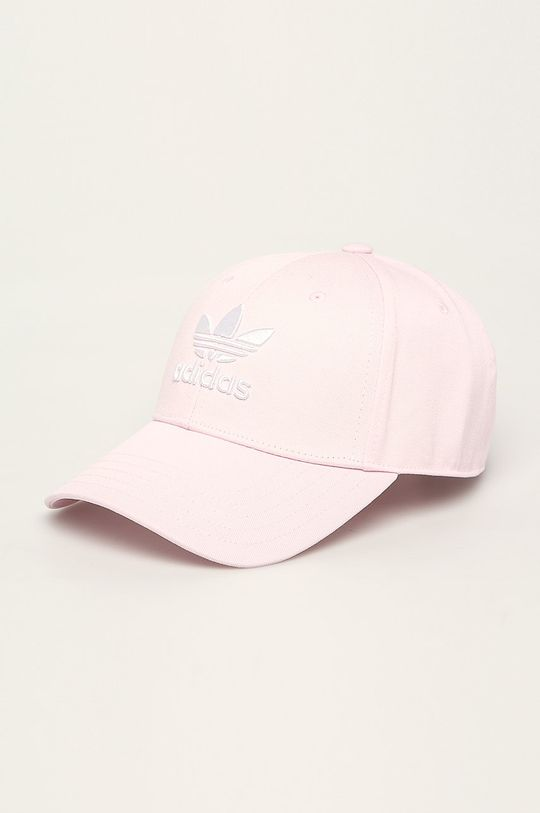 růžová adidas Originals - Čepice Dámský