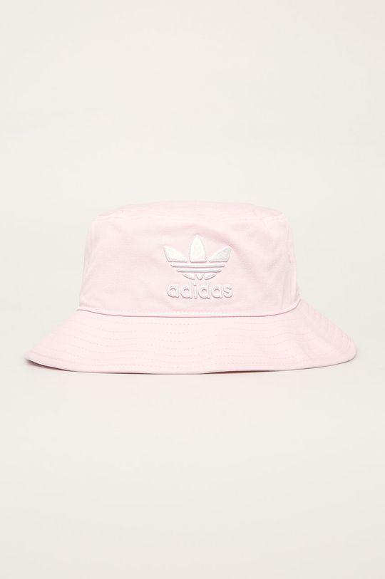 růžová adidas Originals - Klobouk Dámský