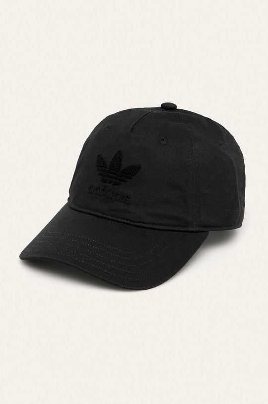 černá adidas Originals - Čepice Dámský