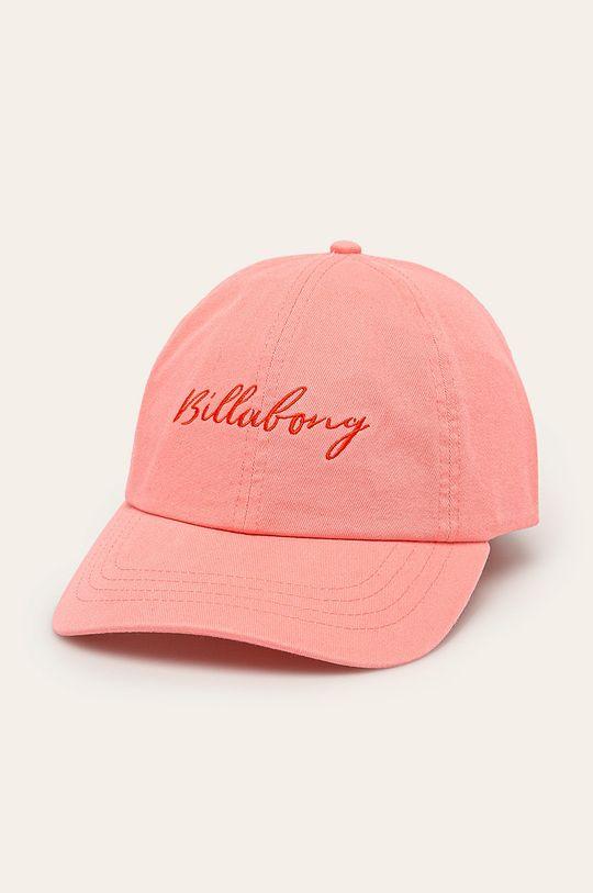 różowy Billabong - Czapka Damski