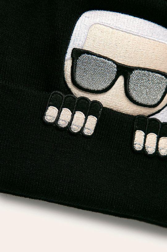 Karl Lagerfeld - Čiapka  50% Akryl, 50% Vlna