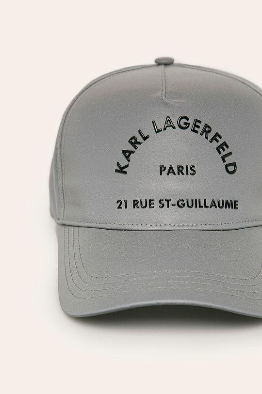 Karl Lagerfeld - Sapca argintiu