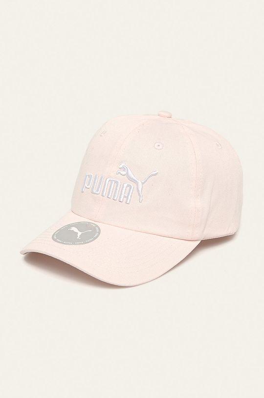 ružová Puma - Detská čiapka Dievčenský