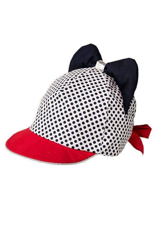 тъмносин Jamiks - Детска шапка Момиче