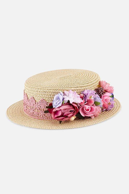 ružová Mayoral - Detský klobúk Dievčenský