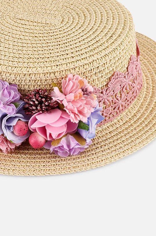 Mayoral - Detský klobúk ružová