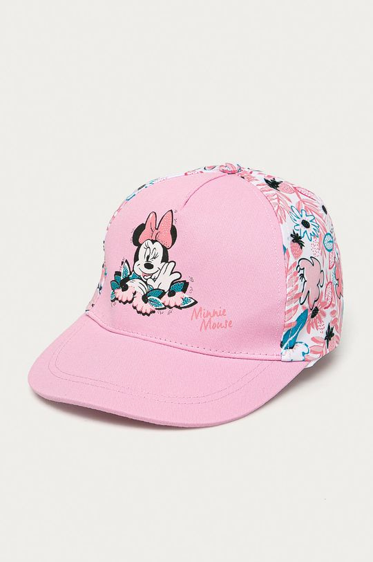 ružová OVS - Detská čiapka x Disney Dievčenský