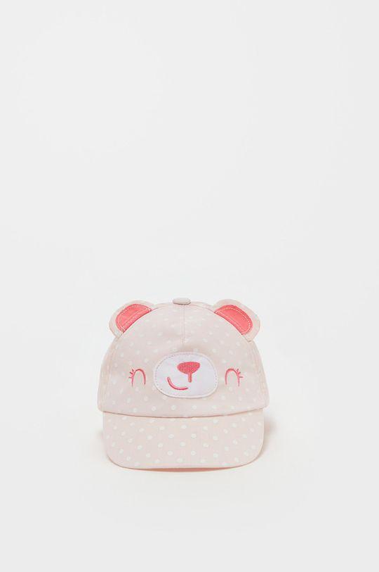 różowy OVS - Czapka z daszkiem Dziewczęcy