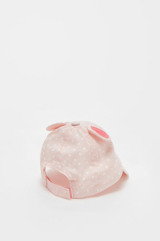 OVS - Czapka z daszkiem różowy