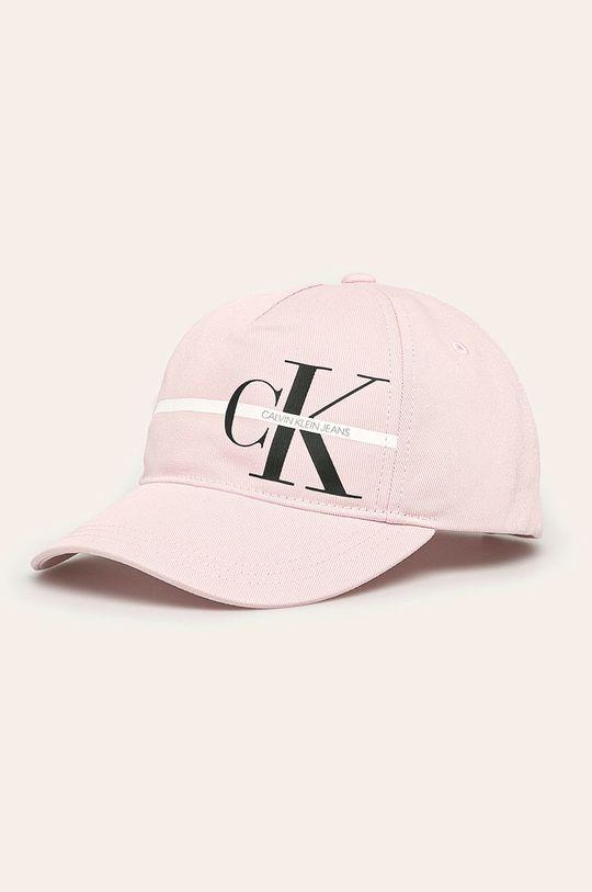 růžová Calvin Klein Jeans - Čepice Dětský