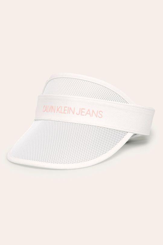 alb Calvin Klein Jeans - Cozoroc copii De copii