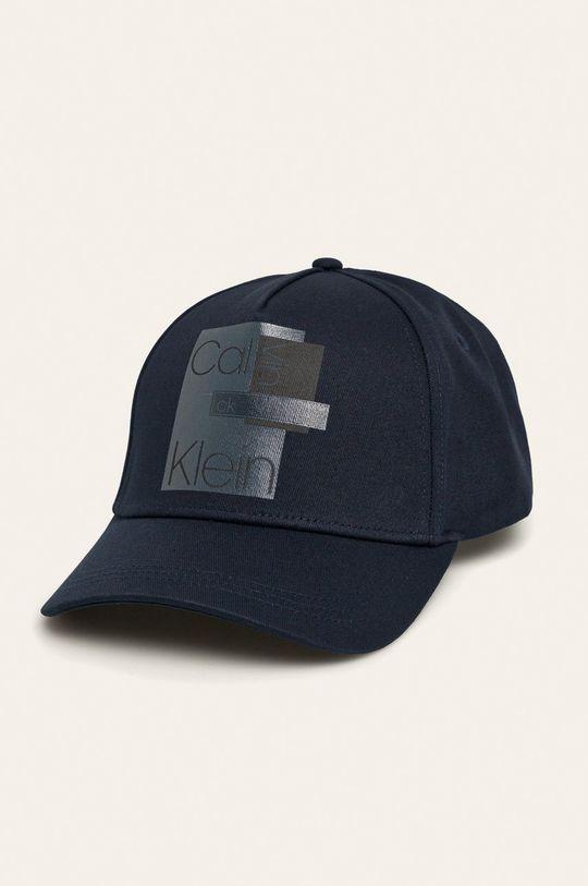 námořnická modř Calvin Klein - Čepice Pánský