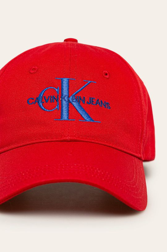 Calvin Klein Jeans - Čepice červená