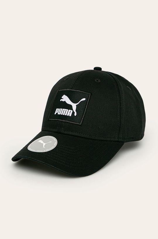 čierna Puma - Čiapka Pánsky