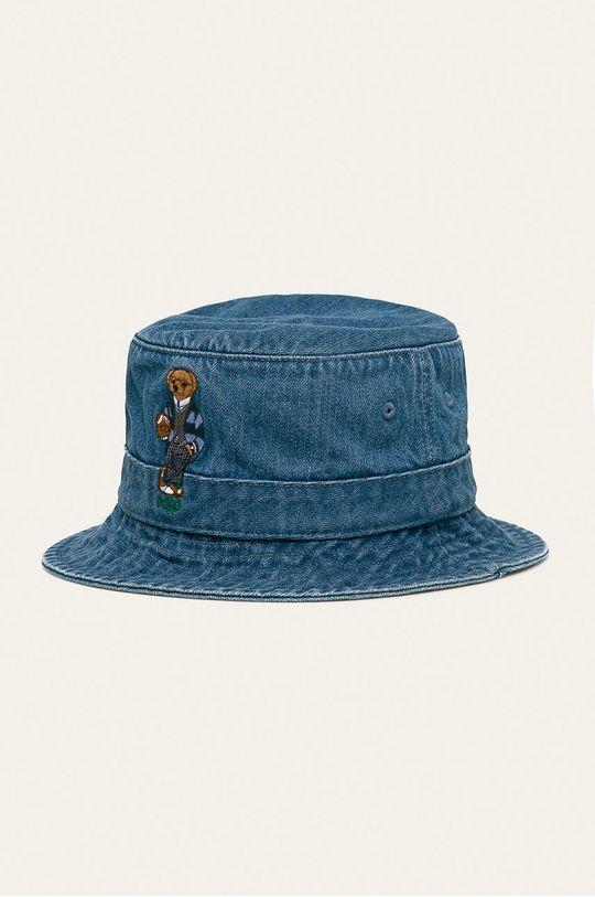 modrá Polo Ralph Lauren - Klobouk Pánský