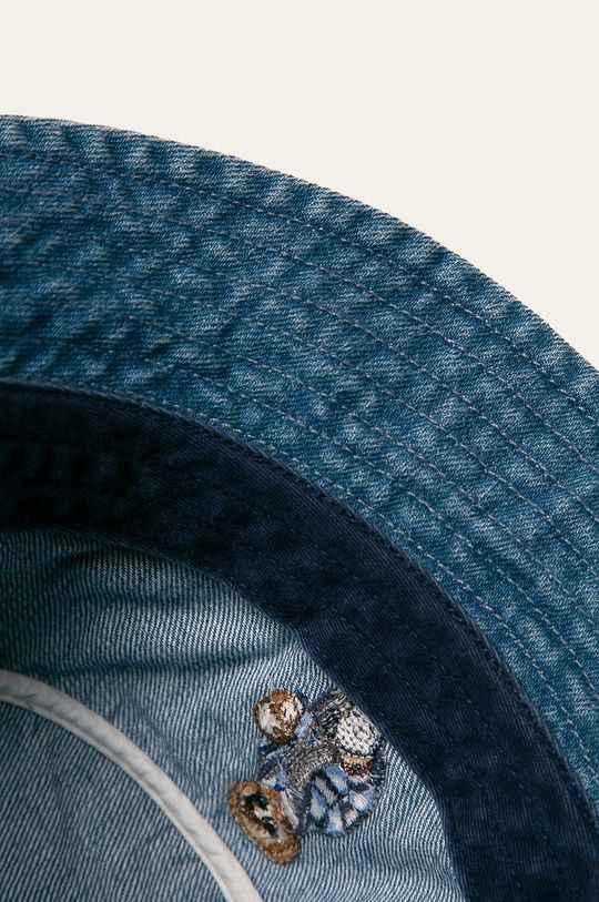 modrá Polo Ralph Lauren - Klobouk
