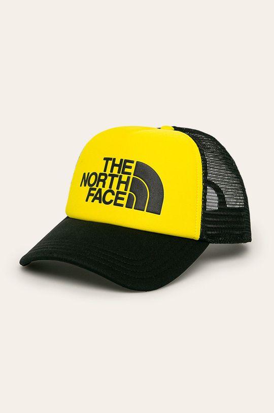 žltá The North Face - Čiapka Pánsky