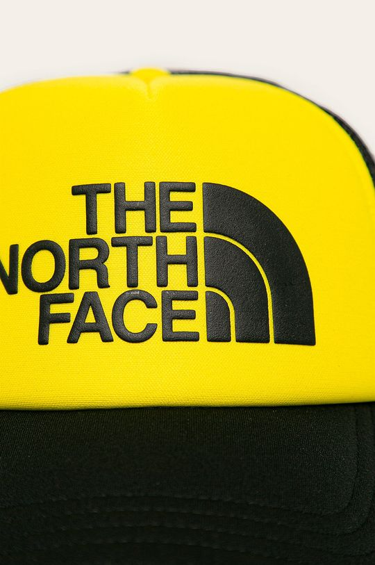 The North Face - Čiapka žltá