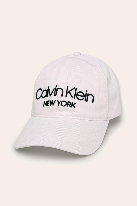 alb Calvin Klein - Sapca De bărbați